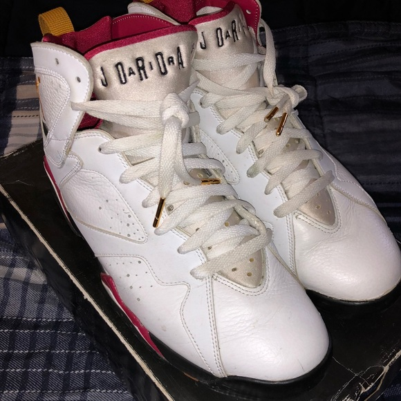 "best sneakers 8937f 93301 ... AIR JORDAN 7 RETRO ""CARDINAL"". M 5ae0fe685521be46bfe546a2"